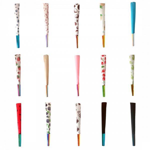 Pre rolled cones pick n mix product example picture