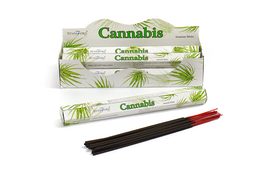 product example cannabis incense