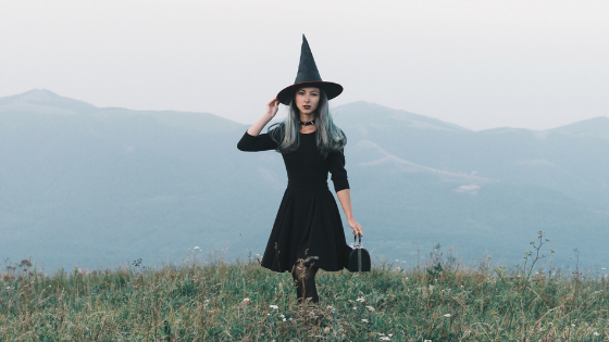 Identifying as a witch is the most powerful thing I have ever done for myself.
